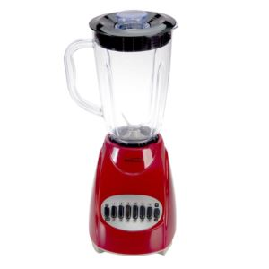 12 Speed Blender Plastic Jar (Red)