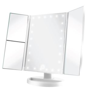 Cordless LED Light Up Vanity Mirror