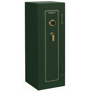 14-Gun FS Series Combination Lock in Matte Hunter Green