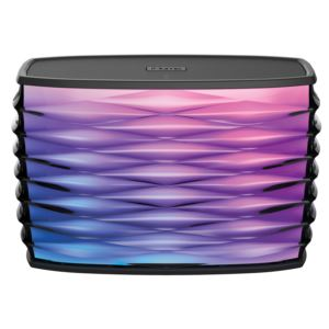 Splashproof Bluetooth Speaker w/ Color Changing Lights