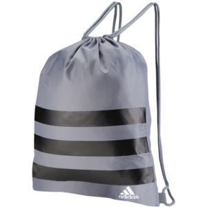Adidas 3-Stripes Tote Bag - Grey/Black-