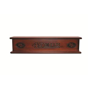"20"" Memorabilia Shelf - NFL- San Francisco 49Ers"", NFL"