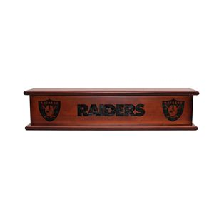 "20"" Memorabilia Shelf - NFL- Oakland Raiders"", NFL"