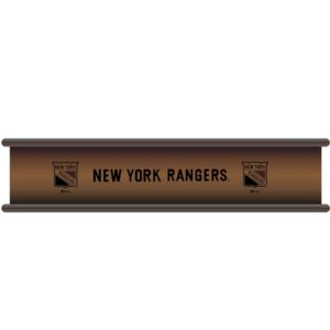 "20"" Memorabilia Shelf - NHL- New York Rangers"", NHL"