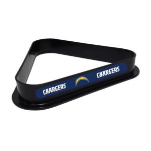 Plastic 8 Ball Rack - NFL- Los Angeles Chargers, NFL