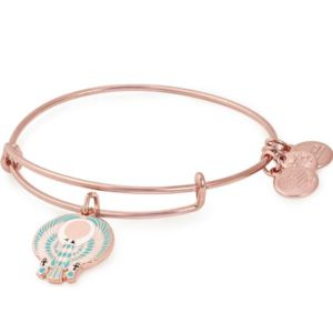 Falcon Bangle - (Shiny Rose Gold)
