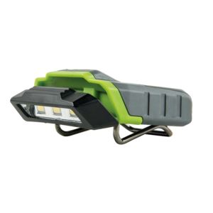90 Lumens Cap-clamp Headlamp
