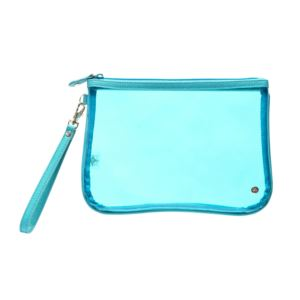 Miami Large Flat Wristlet - Blue