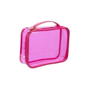 Miami Claire Jumbo Makeup Case - Raspberry