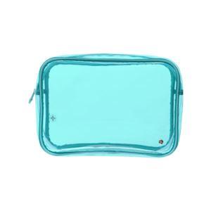 Miami Jumbo Zip Cosmetic - Blue