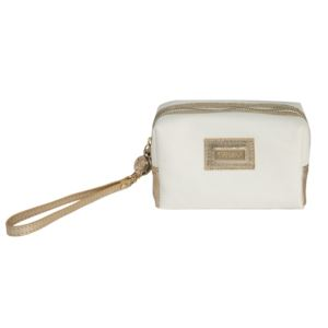 Key West Champagne Iris Small Cosmetic Bag