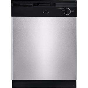 24 In. Built-In Dishwasher - Stainless Steel