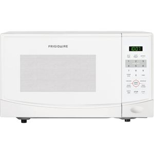 Frigidaire 0.9 Cu. Ft. 900W Countertop Microwave in White
