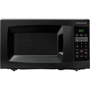 0.7 Cu. Ft. 700W Countertop Microwave - Black