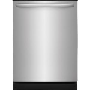 24 In. Built-In Dishwasher with Orbit Clean - Stainless Steel
