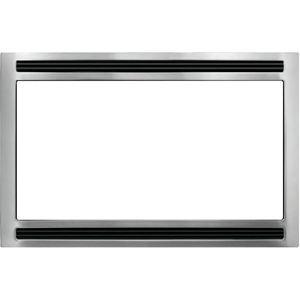 27 In. Microwave Trim Kit - Stainless Steel