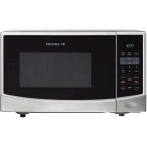0.9 Cu. Ft. Countertop Microwave - Stainless Steel
