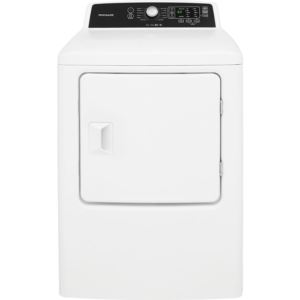 6.7 Cu. Ft. Free Standing Gas Dryer - White