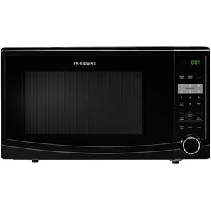 1.1 Cu. Ft. Countertop Microwave - Black