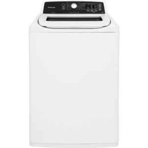 4.1 Cu. Ft. High Efficiency Top Load Washer - White