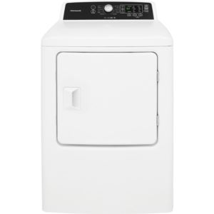 6.7 Cu. Ft. Free Standing Electric Dryer - White