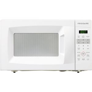0.7 Cu. Ft. 700W Countertop Microwave - White
