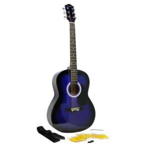 Martin Smith full size guitar W100 Blue