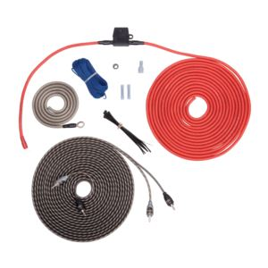 10 AWG Amp Power and Signal Car Install Kit