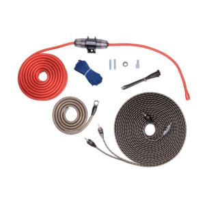 8 AWG Amp Power and Signal Install Kit