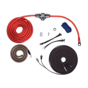 4 AWG Amp Power and Signal Install Kit
