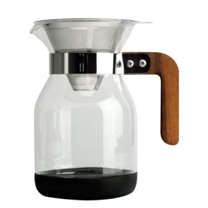 Park Pour Over Glass Coffee Set