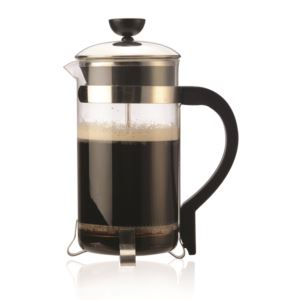8-Cup Classic Coffee Press Chrome