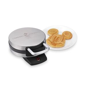 Waffle Maker with Mickey Design