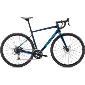 Diverge E5 Gravel Road Bike - Gloss Cast Blue/Aqua Camo