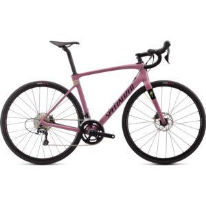 Roubaix Performance Road Bike - Gloss Dusty Lilac/Summer Blue/Black