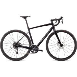 Diverge E5 Gravel Road Bike - Satin Black/Charcoal Camo