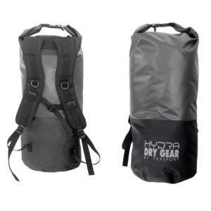 69L Hydra Gear Bag Matte Gray