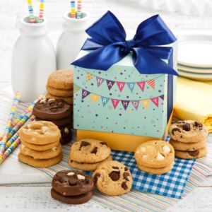 Birthday Bulletin Mini Gift Box