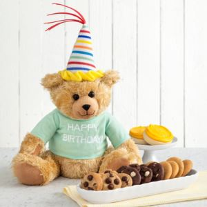Mrs. Fields Birthday Bear