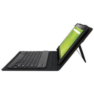 """10"""" Tablet Case with Bluetooth Keyboard"""