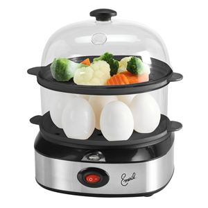 Emeril 2-in-1 Egg Cooker and Steamer