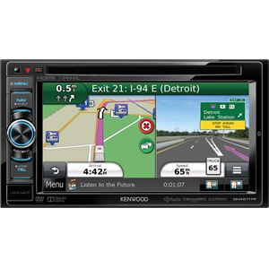Kenwood DNX571TR Navigation receiver for truckers