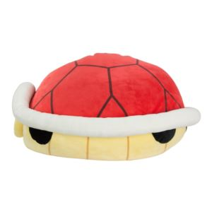 Club Mocchi-Mocchi- Mario Kart Mega Red Shell Plush Stuffed Toy