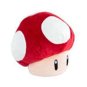 Club Mocchi-Mocchi- Mario Kart Mega Mushroom Plush Stuffed Toy