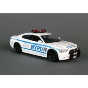 NYPD Dodge Charger 1/24
