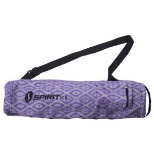 Yoga Bag Lavender/Silver