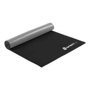 "Yoga Mat 24 x 69"" x 6mm Silver/Ash"