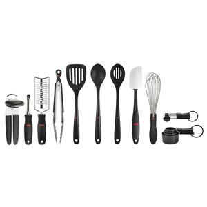 Softworks 17 Piece Culinary Tool Set