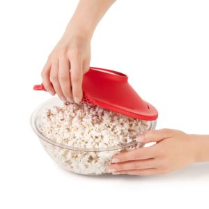 Good Grips Microwave Popcorn Popper