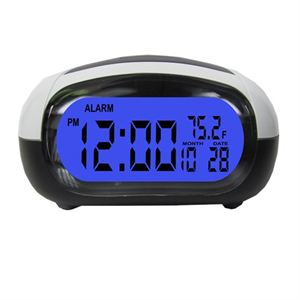 Talking Alarm Clock w/Backlit